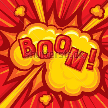 Boom Explosion Comic Book Explosion Background 84442312 Jpg