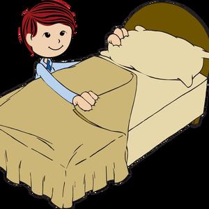 Boy Make Bed Clipart Clip Art Of A Boy Making His #0GhCs2 ...