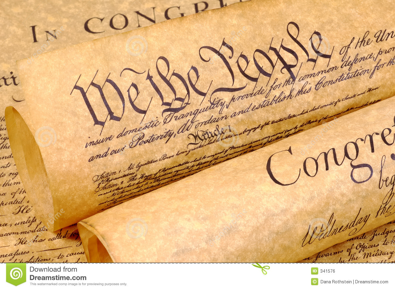Declaration Of Independence Royalty Free Stock Image   Image  341576