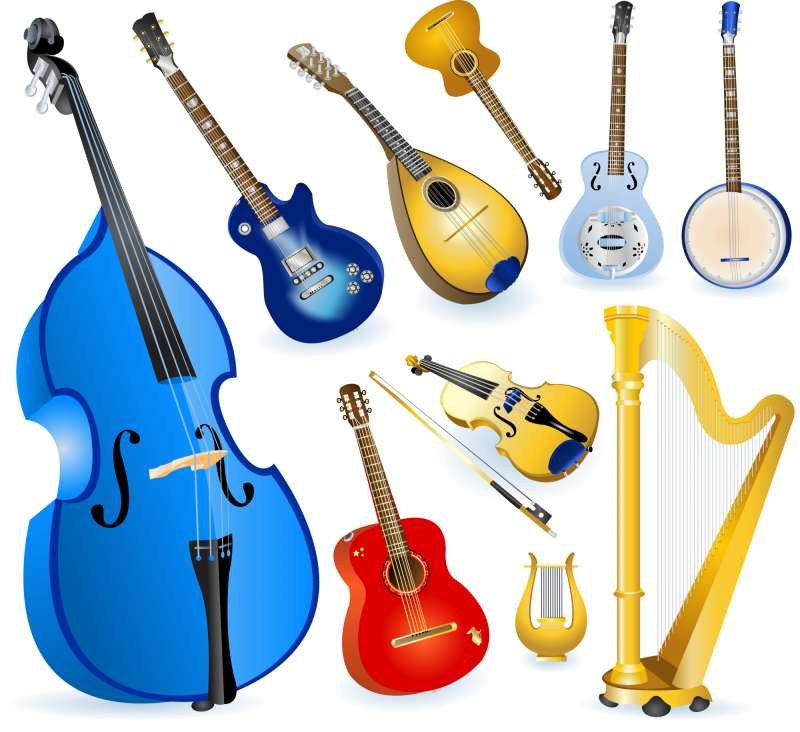 String Instrument Family likewise Carulli Andante also Song Sheet ...