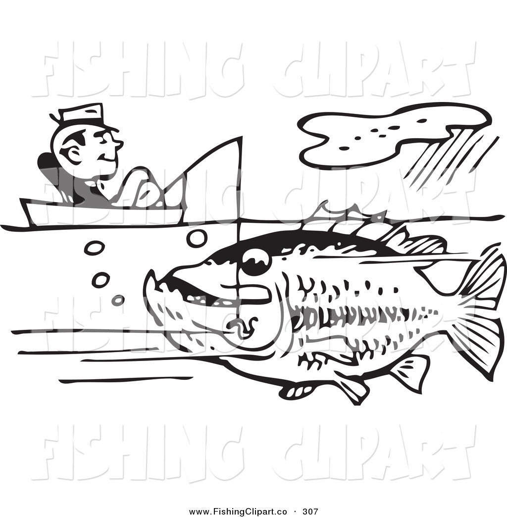 old fisherman in boat clipart clipart suggest