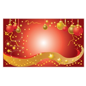 Free Christmas Card Clip Art Image  Christmas Card Or Christmas