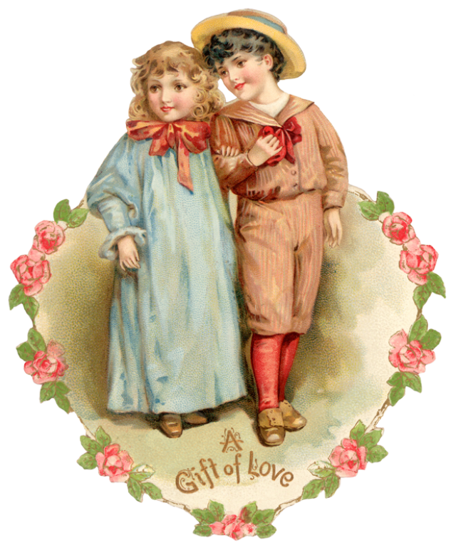 Victorian And Vintage Valentines