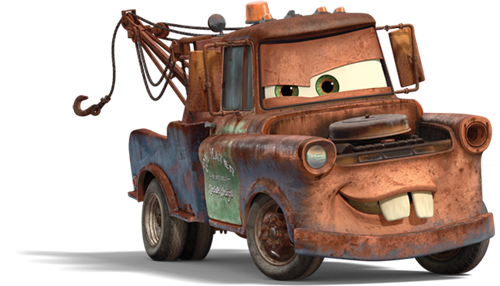 World Of Cars   Pr Sentation Du Personnage Martin  Tow Mater