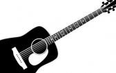 Free Vectors About Acoustic Guitar At All Free Download Com Showing