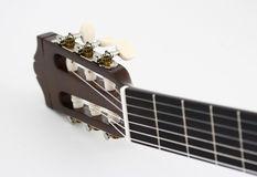 Guitar Neck Royalty Free Stock Image