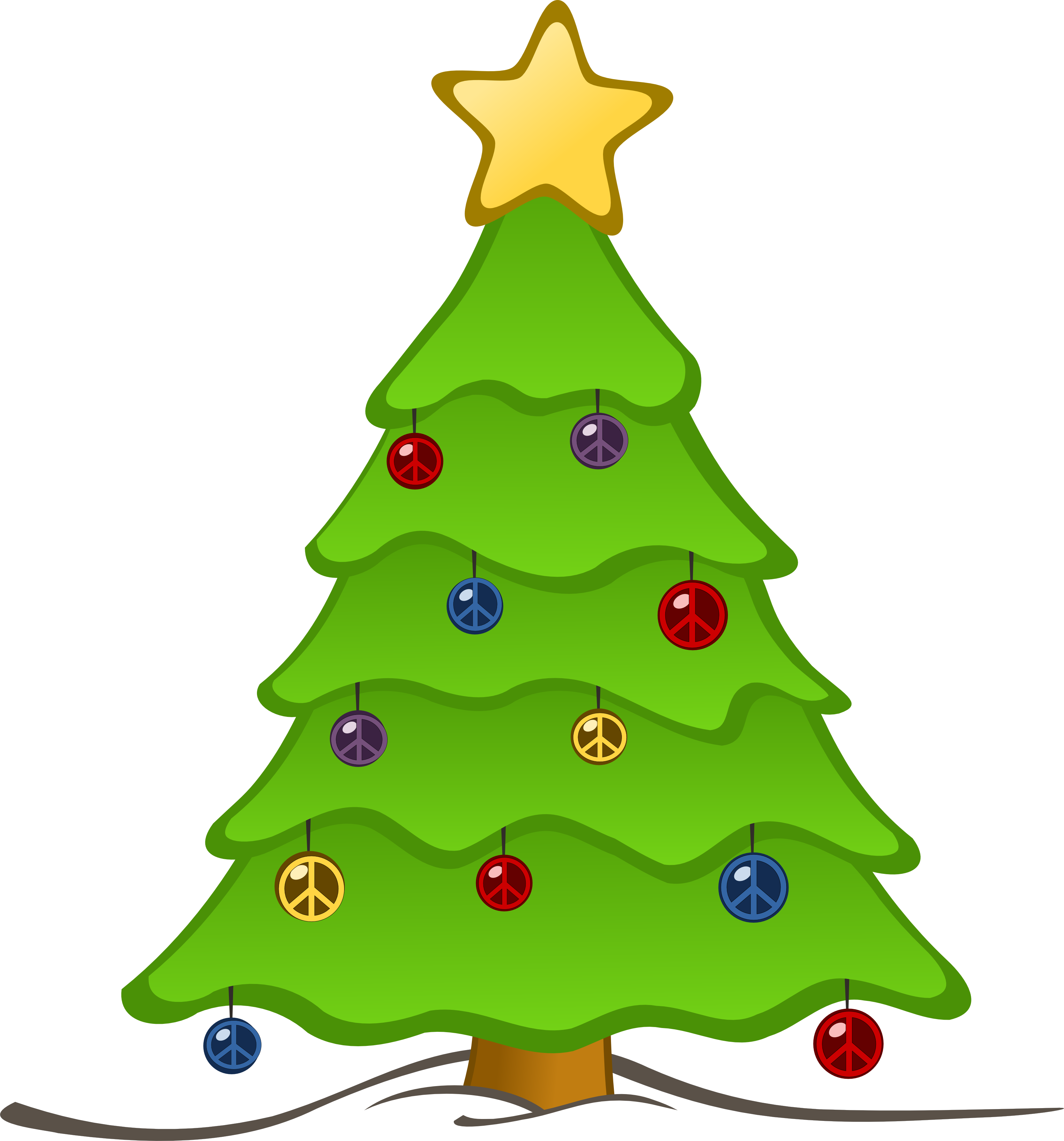 Christmas Symbols Clipart - Clipart Kid