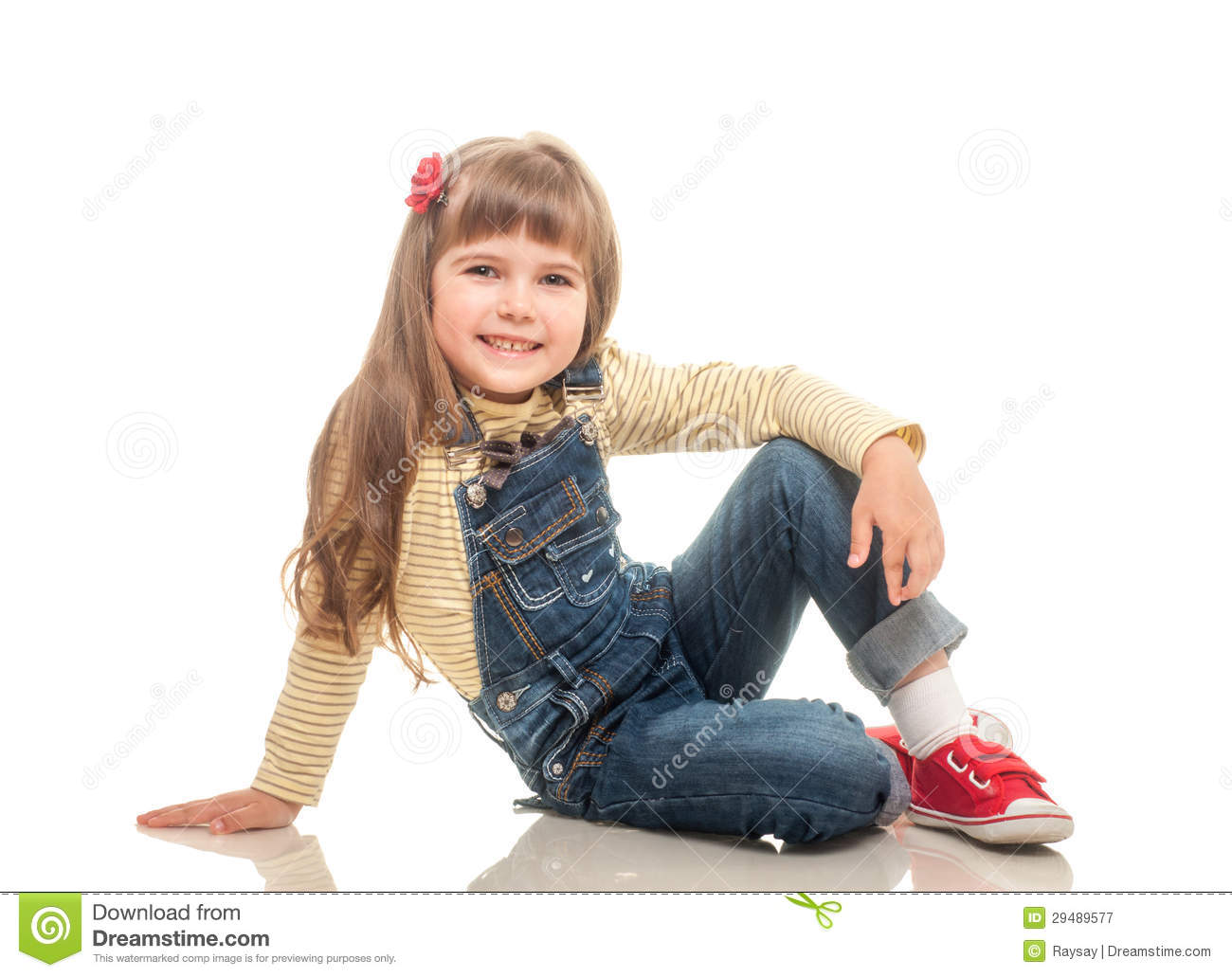 little girl jeans clipart clipart suggest