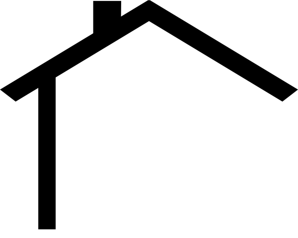 House Roof Clip Art At Clker Com   Vector Clip Art Online Royalty