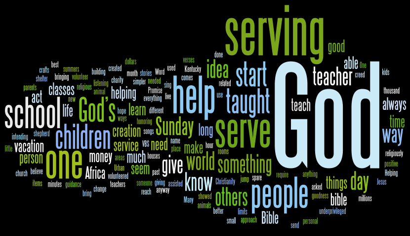 If There Are A Million Ways To Serve God Then There Is At Least One