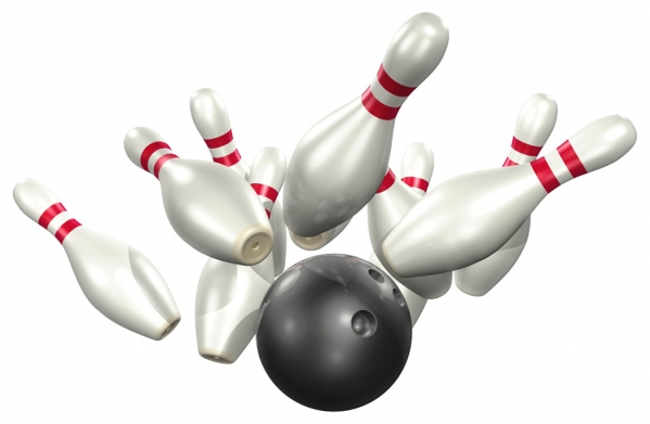 Bowling Pic   Cliparts