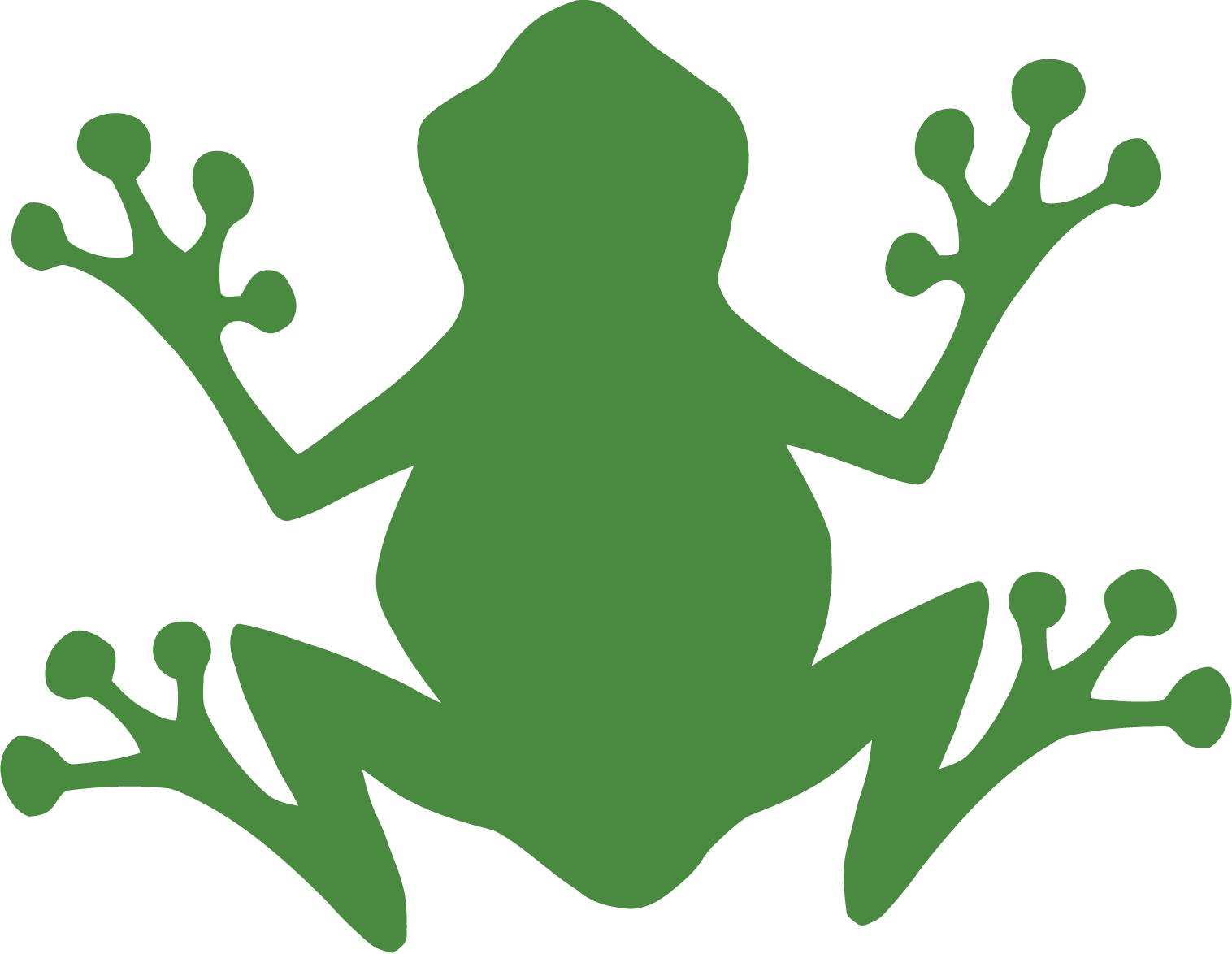 Cartoon Frog Free Clipart - Clipart Kid