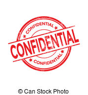 Confidential Stamp Vector Clipart Eps Images  865 Confidential Stamp