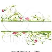 Free Flower Border Clip Art Bing Images More Things Sewing Bing Images