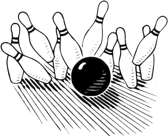 Bowling Galleries Clipart - Clipart Kid