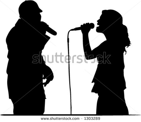 Stock Images Similar To Id 9226732   Singer