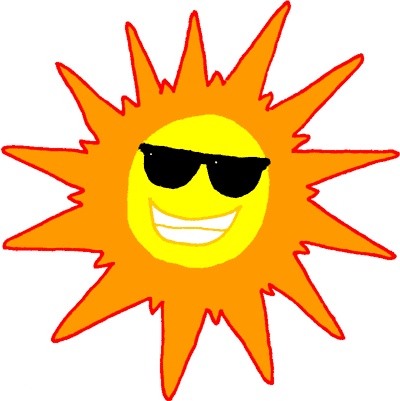 Sun No Background Clipart - Clipart Kid