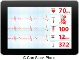 Vital Signs Illustrations And Clip Art  551 Vital Signs Royalty Free