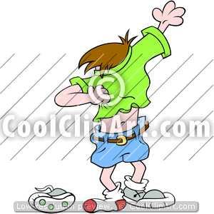 Clip Art Getting Dressed Clip Art boy getting dressed clipart kid coolclipart com clip art for dressing image id 113040