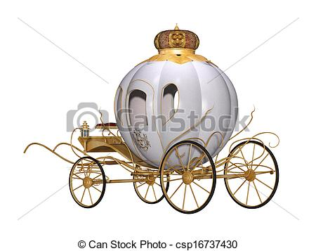 Drawings Of Fairy Tale Royal Carriage Csp16737430   Search Clipart