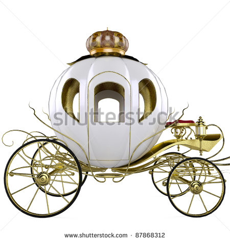 Fairy Tale Carriage Stock Photo 87868312   Shutterstock