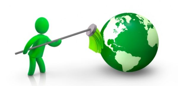 Green Cleaning By Cleaning Services Dubai Jpg