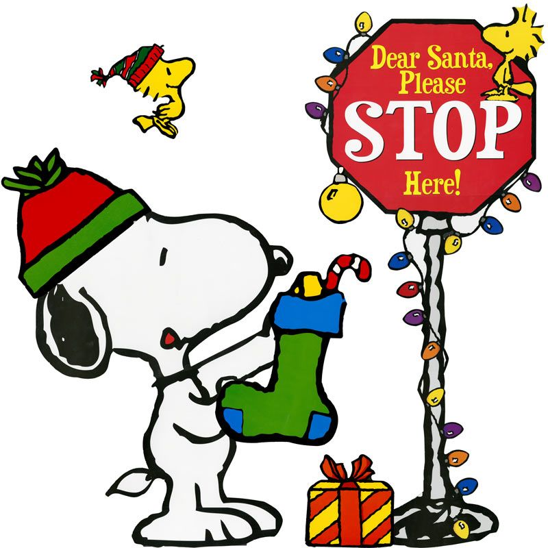 Of Christmas To Your Classroom With The Help Of Snoopy And Woodstock