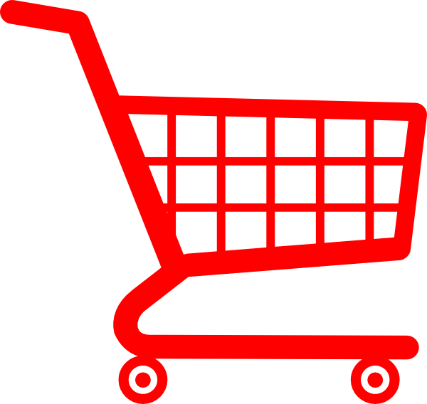 Shopping Cart Clip Art At Clker Com   Vector Clip Art Online Royalty