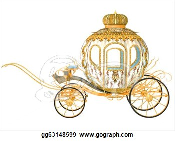 Stock Illustration   Fairy Tale Carriage  Clipart Gg63148599
