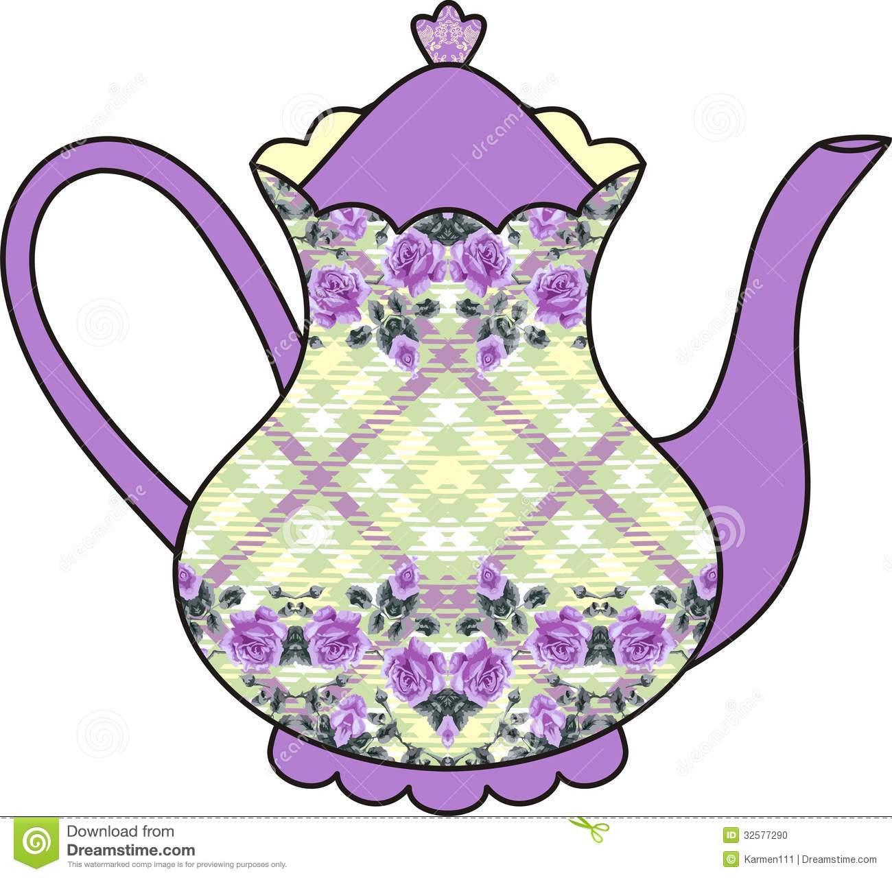 Clip Art Tea Pot Clip Art victorian teapot clipart kid tea time clip art floral roses for