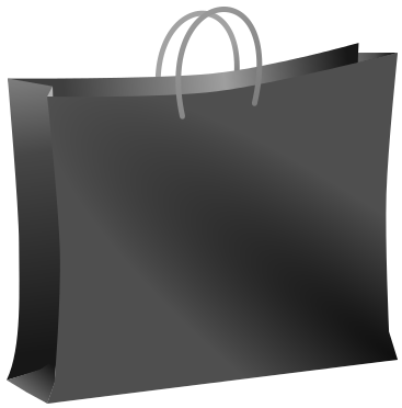 Com Clothes Shopping Shopping Bag Shopping Bag Black Png Html