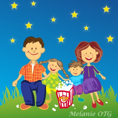 Family Movie Under The Stars    Belfast   Waldo   Republican Journal
