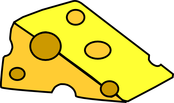 Free To Use   Public Domain Cheese Clip Art