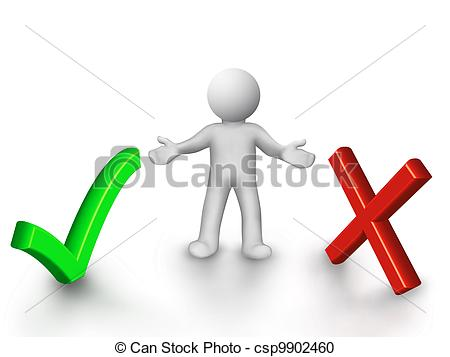 Has The Right To Choose Is Isolated On    Csp9902460   Search Clipart