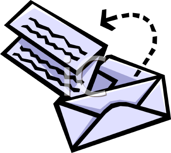 Letter Mail Clip Art Mail Clipart
