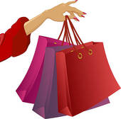 Shopping Bags Stock Illustrations 5824 Shopping Bags Clip Art Images
