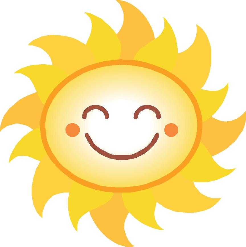 Smiling Sun Images   Cliparts Co