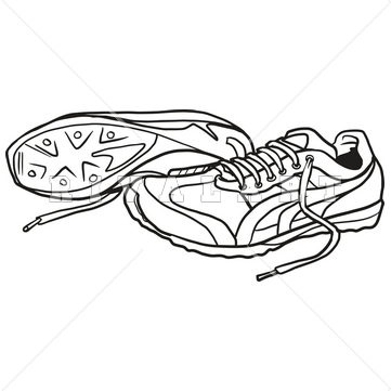 cheer shoes clipart clipart suggest
