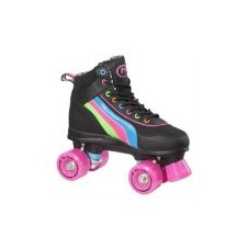 Wirral Sports And Leisure Rio Childs Disco Roller Skates  040