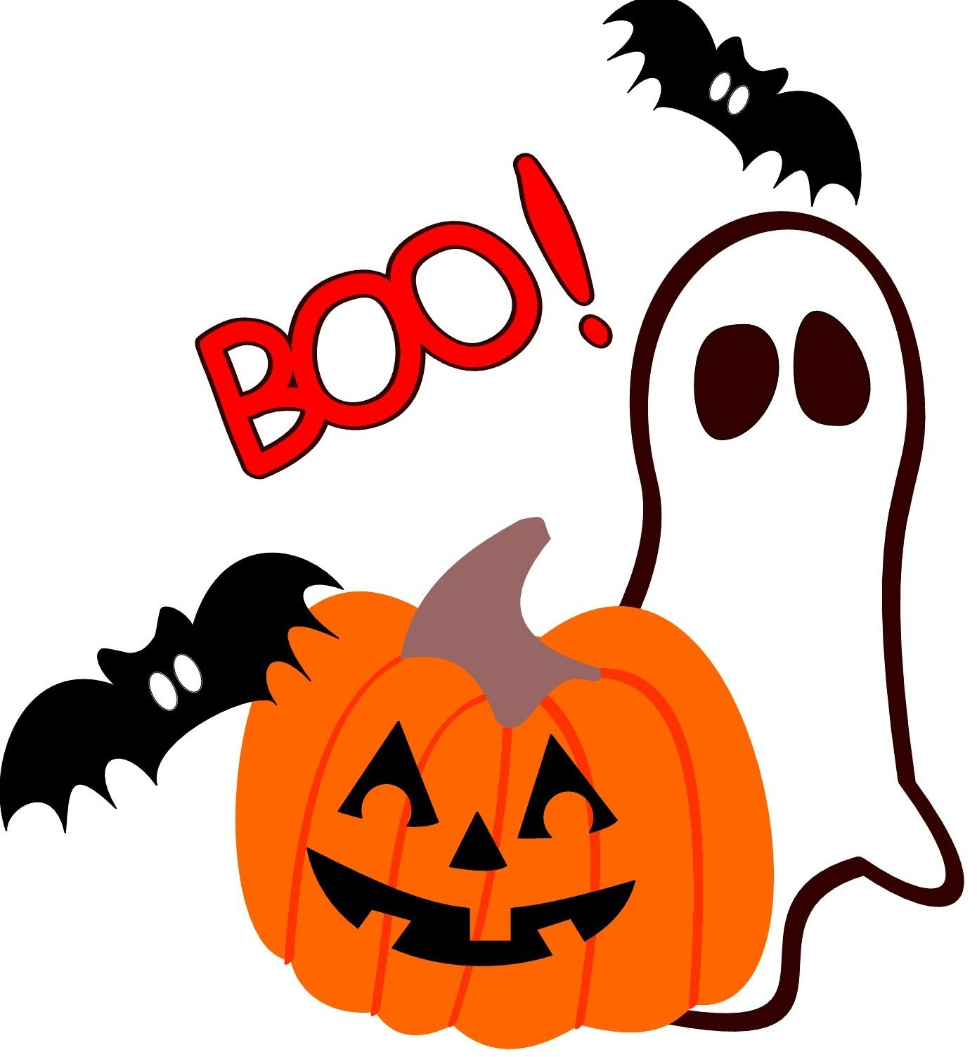 Cute Halloween Party Clipart - Clipart Suggest