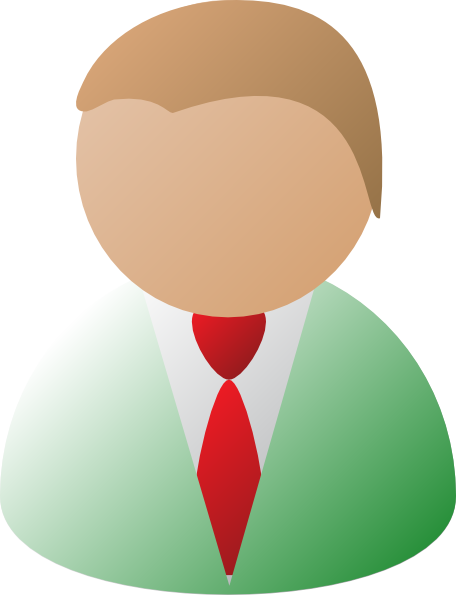 Business Person Clip Art At Clker Com   Vector Clip Art Online