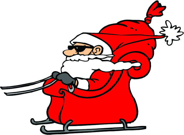 Cartoon Santa   Page 3   Clipart Best   Clipart Best