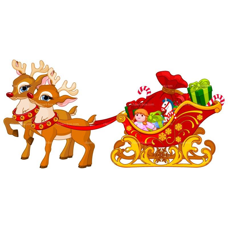 Christmas Sleigh121201 Jpg