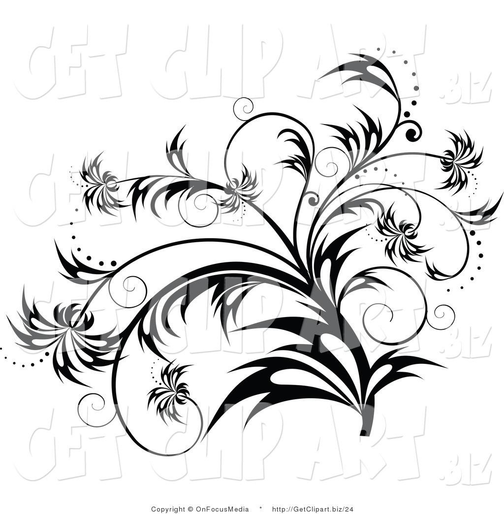 black and white designs clipart clipart suggest
