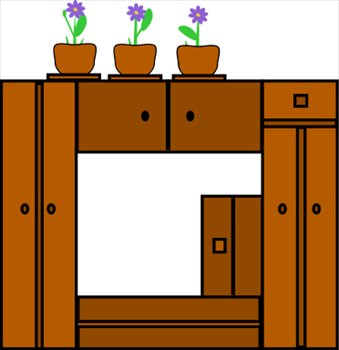 Clipart Cabinet