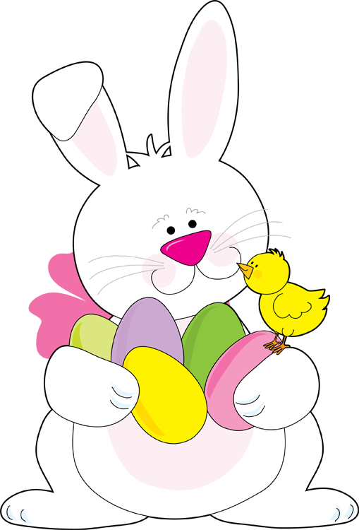 Easter Bunny Clip Art Black And White   Clipart Panda   Free Clipart