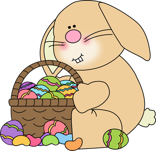 Easter Bunny Clip Art Happy Easter Bunny Rabbit Clipart 2014 Png