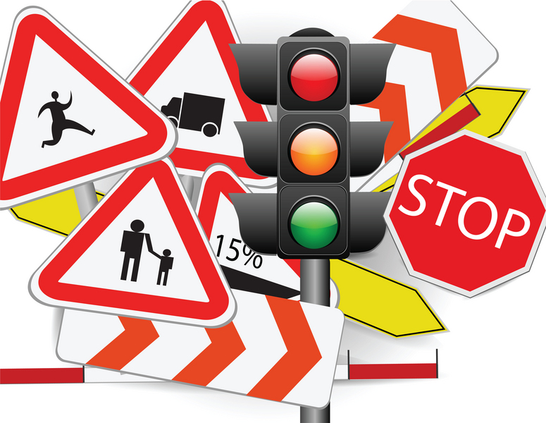 Defensive Driver Clip Art
