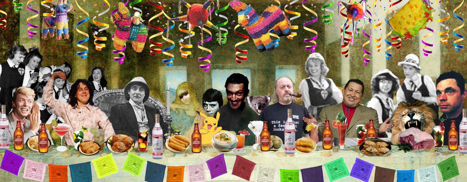 Clip Art Dinner Party Clipart - Clipart Kid