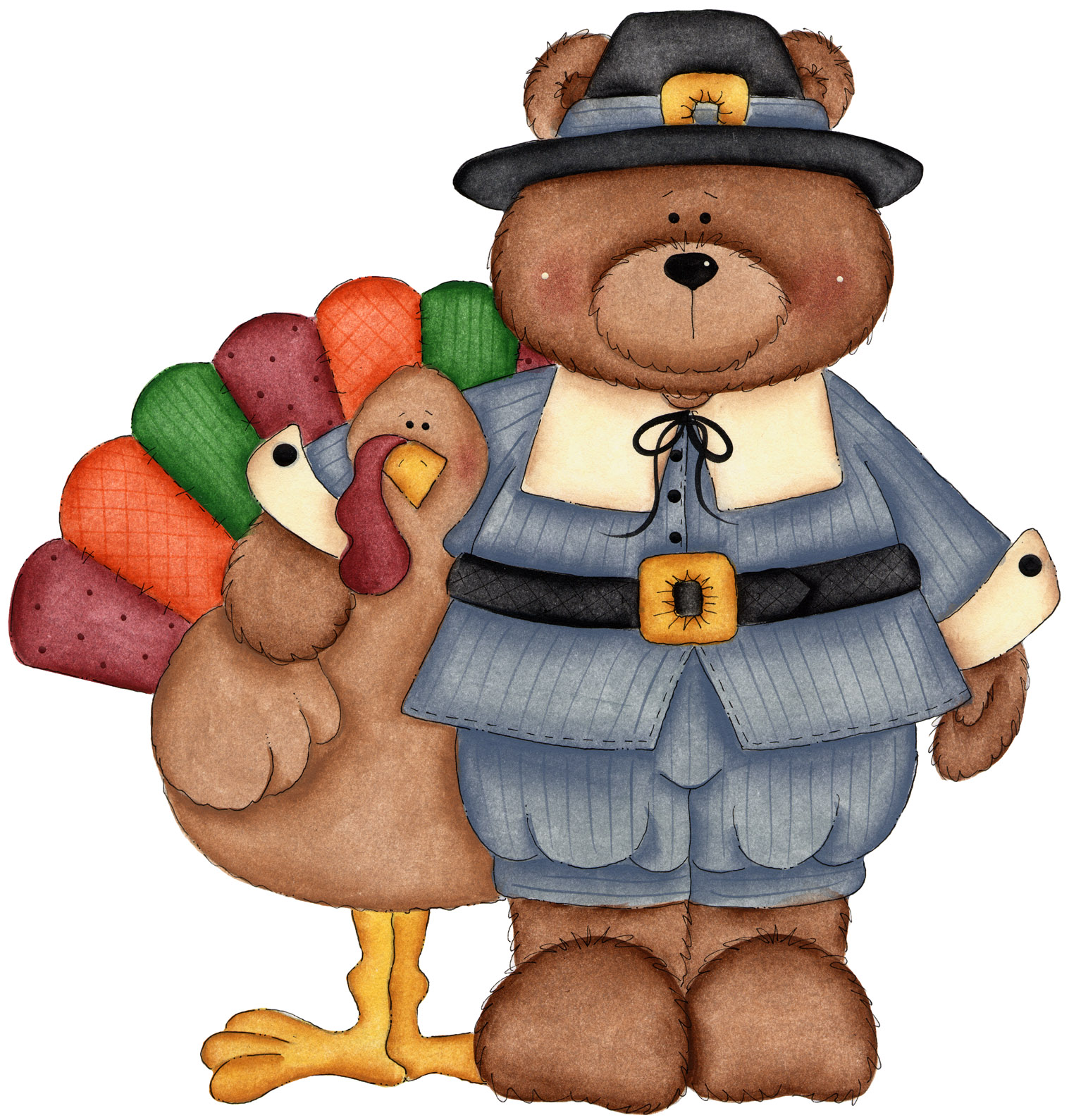 Thanksgiving Holiday Free Clipart - Clipart Kid